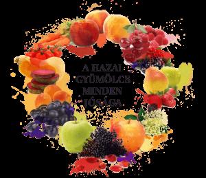 A hazai gyümölcs minden jósága